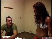 Brazilian Girl Get A Facial – ( Www.porno …