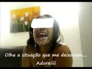 Gaby & Victor02 Com Amigos Brazil