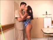 Big Tit Latina Ass Fucked
