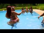 Big Bubble Butt Brazilian Orgy 12 Prt 1