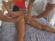Renata Angel – Massagem Completa