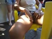 Esposa Safada Na Festa Do Vizinho Com O C …
